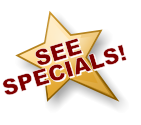 SEE   SPECIALS!   SEE   SPECIALS!